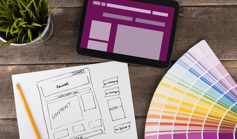 Are you considering changing the 'look' of your brand?